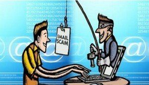 Online Thieves – Phishing Scam