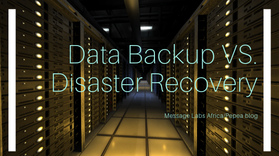 The Difference Between Data Backup and Disaster Recovery as a Service
