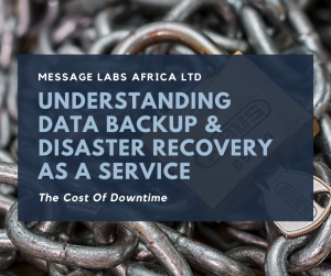 Understanding Data Backup and Disaster Recovery As A Service; A series.