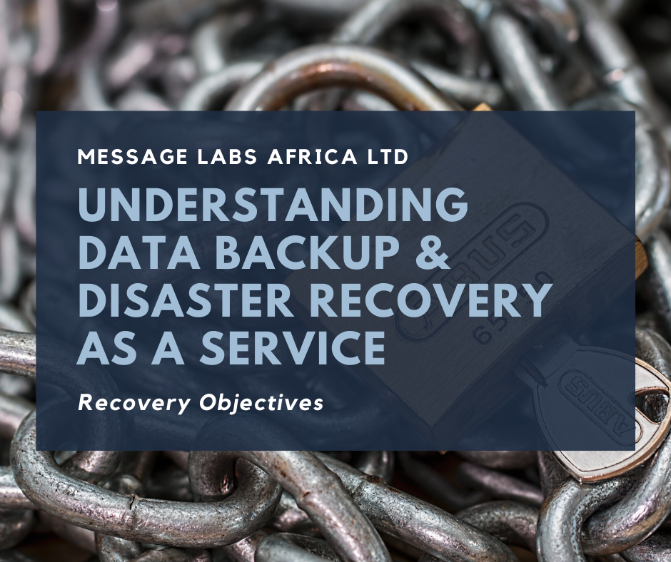 Understanding Backup and Disaster Recovery as a Service; part 2