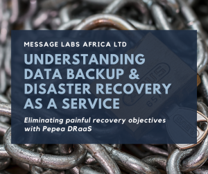 Eliminating Painful Recovery Objectives With Disaster Recovery as a Service