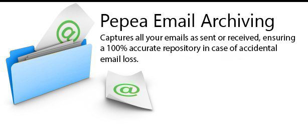 Email Archiving Solution in Kenya and East Africa (Pepea Email Archiving)
